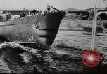 Image of German attack on England English Channel, 1941, second 49 stock footage video 65675032049