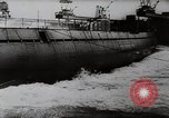 Image of German attack on England English Channel, 1941, second 51 stock footage video 65675032049