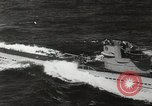Image of German submarines attack British shipping World War 2 English Channel, 1941, second 9 stock footage video 65675032050