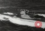 Image of German submarines attack British shipping World War 2 English Channel, 1941, second 10 stock footage video 65675032050
