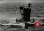 Image of German submarines attack British shipping World War 2 English Channel, 1941, second 13 stock footage video 65675032050