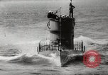 Image of German submarines attack British shipping World War 2 English Channel, 1941, second 14 stock footage video 65675032050