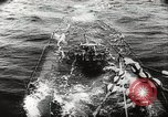 Image of German submarines attack British shipping World War 2 English Channel, 1941, second 32 stock footage video 65675032050