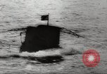 Image of German submarines attack British shipping World War 2 English Channel, 1941, second 37 stock footage video 65675032050