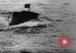 Image of German submarines attack British shipping World War 2 English Channel, 1941, second 39 stock footage video 65675032050