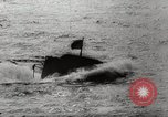 Image of German submarines attack British shipping World War 2 English Channel, 1941, second 40 stock footage video 65675032050
