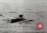 Image of German submarines attack British shipping World War 2 English Channel, 1941, second 42 stock footage video 65675032050