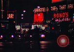Image of people and buildings Manhattan New York City USA, 1976, second 25 stock footage video 65675032058