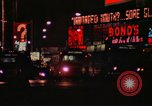 Image of people and buildings Manhattan New York City USA, 1976, second 49 stock footage video 65675032058