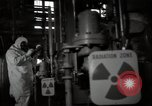 Image of Protective suit in Hanford Camp radiation zone Richland Washington USA, 1947, second 5 stock footage video 65675032066