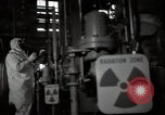 Image of Protective suit in Hanford Camp radiation zone Richland Washington USA, 1947, second 7 stock footage video 65675032066