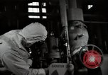 Image of Protective suit in Hanford Camp radiation zone Richland Washington USA, 1947, second 25 stock footage video 65675032066