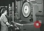 Image of women workers United States USA, 1942, second 39 stock footage video 65675032088