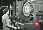 Image of women workers United States USA, 1942, second 57 stock footage video 65675032088