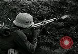 Image of German Forces defend against  Soviets during Riga offensive Latvia, 1944, second 19 stock footage video 65675032096