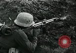 Image of German Forces defend against  Soviets during Riga offensive Latvia, 1944, second 20 stock footage video 65675032096