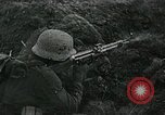 Image of German Forces defend against  Soviets during Riga offensive Latvia, 1944, second 21 stock footage video 65675032096