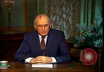 Image of Mikhail Sergeyevich Gorbachev Moscow Russia Soviet Union, 1988, second 44 stock footage video 65675032119