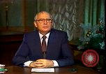 Image of Mikhail Sergeyevich Gorbachev Moscow Russia Soviet Union, 1988, second 46 stock footage video 65675032119
