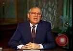 Image of Mikhail Sergeyevich Gorbachev Moscow Russia Soviet Union, 1988, second 49 stock footage video 65675032119