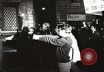 Image of antiwar protests Via Veneto Rome, 1967, second 2 stock footage video 65675032123