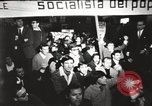 Image of antiwar protests Via Veneto Rome, 1967, second 6 stock footage video 65675032123