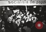 Image of antiwar protests Via Veneto Rome, 1967, second 7 stock footage video 65675032123