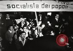 Image of antiwar protests Via Veneto Rome, 1967, second 9 stock footage video 65675032123
