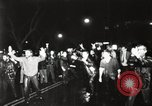 Image of antiwar protests Via Veneto Rome, 1967, second 41 stock footage video 65675032123