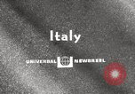 Image of Fashion show Florence Italy, 1967, second 1 stock footage video 65675032125