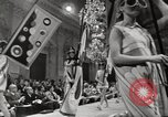 Image of Fashion show Florence Italy, 1967, second 6 stock footage video 65675032125