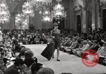 Image of Fashion show Florence Italy, 1967, second 15 stock footage video 65675032125