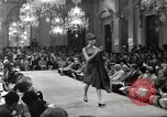 Image of Fashion show Florence Italy, 1967, second 16 stock footage video 65675032125