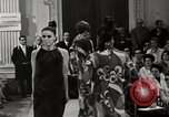 Image of Fashion show Florence Italy, 1967, second 21 stock footage video 65675032125