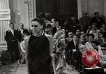 Image of Fashion show Florence Italy, 1967, second 22 stock footage video 65675032125