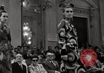 Image of Fashion show Florence Italy, 1967, second 31 stock footage video 65675032125