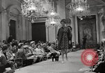 Image of Fashion show Florence Italy, 1967, second 41 stock footage video 65675032125
