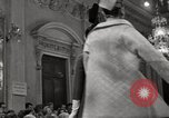 Image of Fashion show Florence Italy, 1967, second 54 stock footage video 65675032125