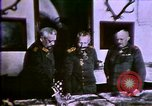 Image of America enters World War 1. Conscripts are inducted into Army. Europe, 1917, second 62 stock footage video 65675032132