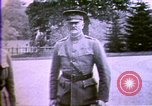 Image of American enters WW 1. Germans torpedo ships. Armistice. Treaty of Vers Europe, 1919, second 26 stock footage video 65675032133