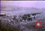 Image of American enters WW 1. Germans torpedo ships. Armistice. Treaty of Vers Europe, 1919, second 39 stock footage video 65675032133