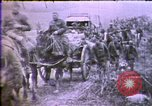 Image of American enters WW 1. Germans torpedo ships. Armistice. Treaty of Vers Europe, 1919, second 42 stock footage video 65675032133