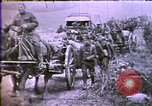 Image of American enters WW 1. Germans torpedo ships. Armistice. Treaty of Vers Europe, 1919, second 43 stock footage video 65675032133