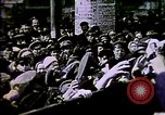 Image of American enters WW 1. Germans torpedo ships. Armistice. Treaty of Vers Europe, 1919, second 57 stock footage video 65675032133
