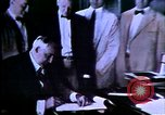 Image of Cal Coolidge becomes President. Roaring Twenties in U.S. Hyperinflatio United States USA, 1923, second 23 stock footage video 65675032137