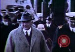 Image of Cal Coolidge becomes President. Roaring Twenties in U.S. Hyperinflatio United States USA, 1923, second 31 stock footage video 65675032137