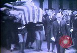 Image of Cal Coolidge becomes President. Roaring Twenties in U.S. Hyperinflatio United States USA, 1923, second 40 stock footage video 65675032137