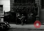 Image of 21 Club New York United States USA, 1930, second 60 stock footage video 65675032141