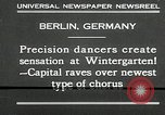 Image of dancers perform Berlin Germany, 1930, second 3 stock footage video 65675032149