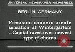 Image of dancers perform Berlin Germany, 1930, second 7 stock footage video 65675032149